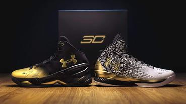 上市速報 / Under Armour Curry Back2Back MVP 組合包 8 月 10 日登台開賣