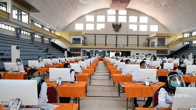 Kisi Kisi Materi Tes Skd Cpns 2021 Dilengkapi Jumlah Soal Hingga Bobot Nilainya Tribunnews Com Line Today