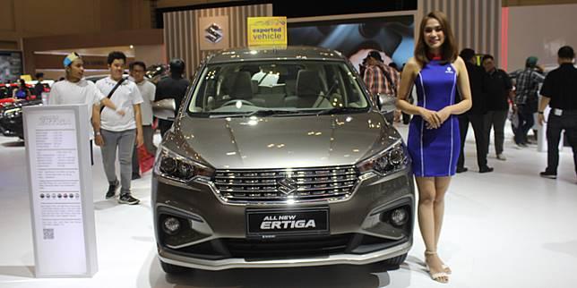 Suzuki Ertiga (Otosia.com/ Nazar Ray)