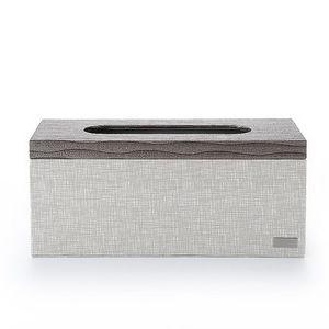 上掀蓋式-擦手紙巾專用盒-桌上型-(米爾頓KENZO)