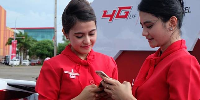Telkomsel Bikin Program Bundling Ponsel 4G yang Bisa Dicicil