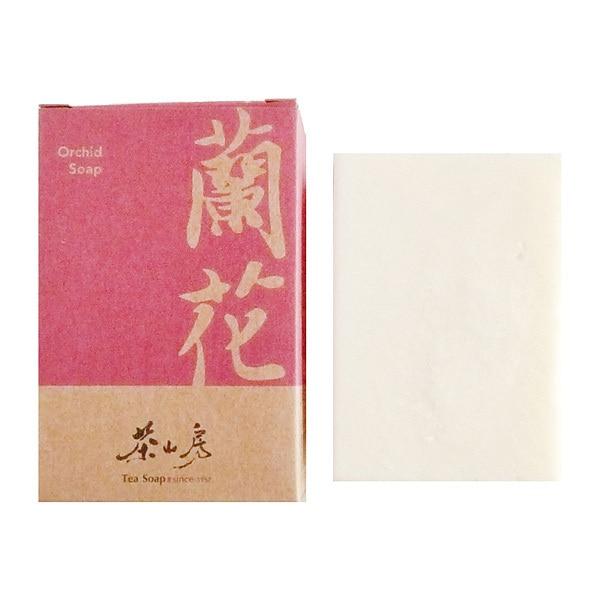 蘭花皂 100G