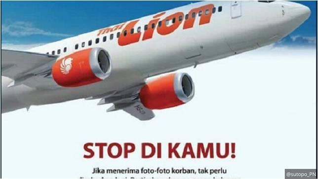 Suami Tasya Kamila Ceritakan Detik-detik Saat Penumpang Lion Air JT610 Diminta Boarding