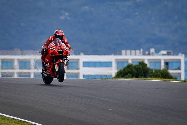 Bagnaia Waspadai Pembalap Yamaha di MotoGP Spanyol 2021