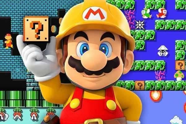 Super Mario Maker 2 Bakal Punya Mode Story dan Multiplayer