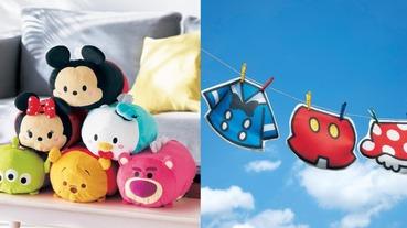 迪士尼可愛商品陪你做家事 帶來好心情的必買生活雜貨5選!