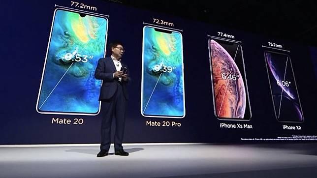 Huawei Mate 30 Pro Meluncur Lebih Cepat Ketimbang iPhone 11