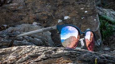 【山道具】戶外活動必備!CRYSTAL增艷太陽眼鏡。功能性配件推薦
