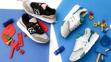 New Balance 2020 年新款同步上市!女孩限定撞色款隨便搭也好看