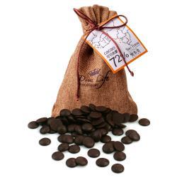 ◎精心烘培的鈕扣巧克力,單一產區的原味,些許的平凡,簡單的體驗,才能真正發覺微妙的驚奇。|◎|◎主商品:DivaLife®坦尚尼亞82%黑巧克力鈕扣*3包成份:可可漿.可可脂.糖.大豆卵磷脂.天然香草