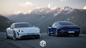 Porsche 電動跑車 Taycan 系列 開放預售!