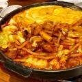 チーズタッカルビ - 実際訪問したユーザーが直接撮影して投稿した百人町韓国料理でりかおんどる 新大久保本店の写真のメニュー情報