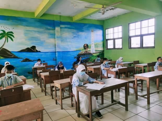 Pembelajaran Tatap Muka Sudah Dimulai di Kabupaten Serang
