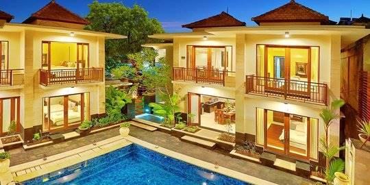 Kaya Raya Artis Ini Punya Hotel dan Villa Mewah