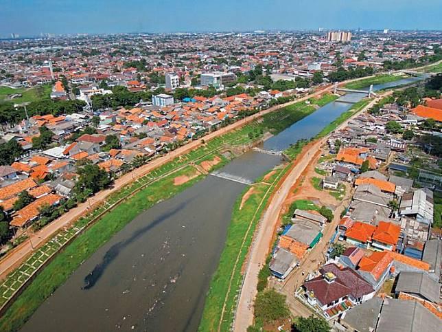Mencerna Kembali Pesan Banjir dari Leluhur Jakarta