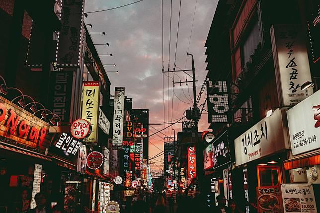 ▲韓國的武漢疫情大爆發。(示意圖/取自 Unsplash )