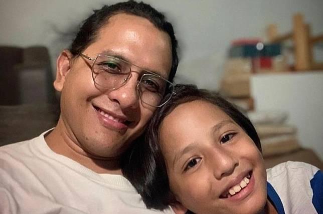 Pesan Haru untuk Raditya Oloan dari Zeraiah Moria: Ayah Tidak Sakit Lagi