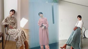 向日潮人「松本惠奈」學穿搭!用獨特仙氣替年節妝點不一樣的甜