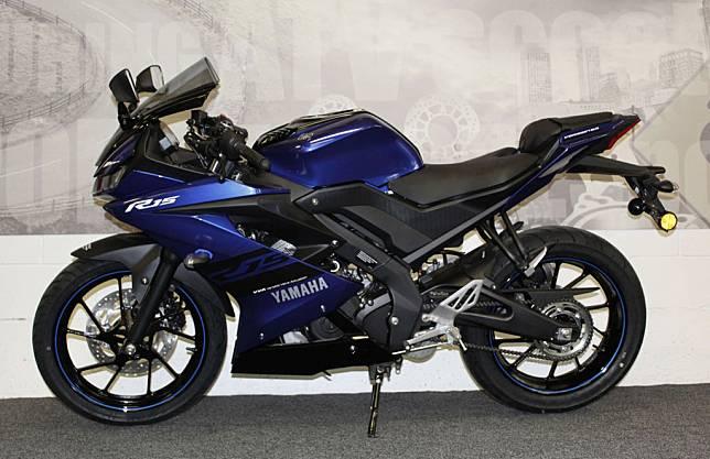 REVIEW: All New Yamaha R15, Ini Keunggulannya