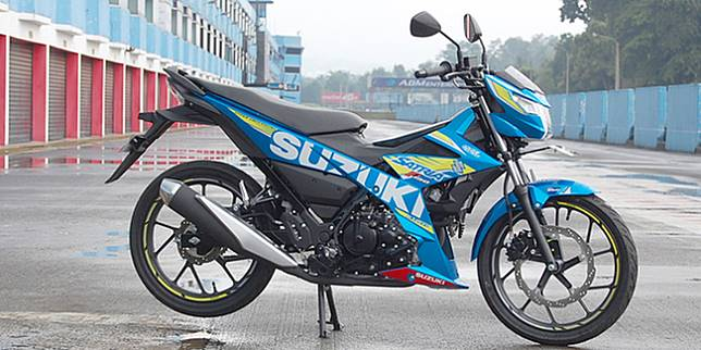 Suzuki Satria F150 (Otosia.com)