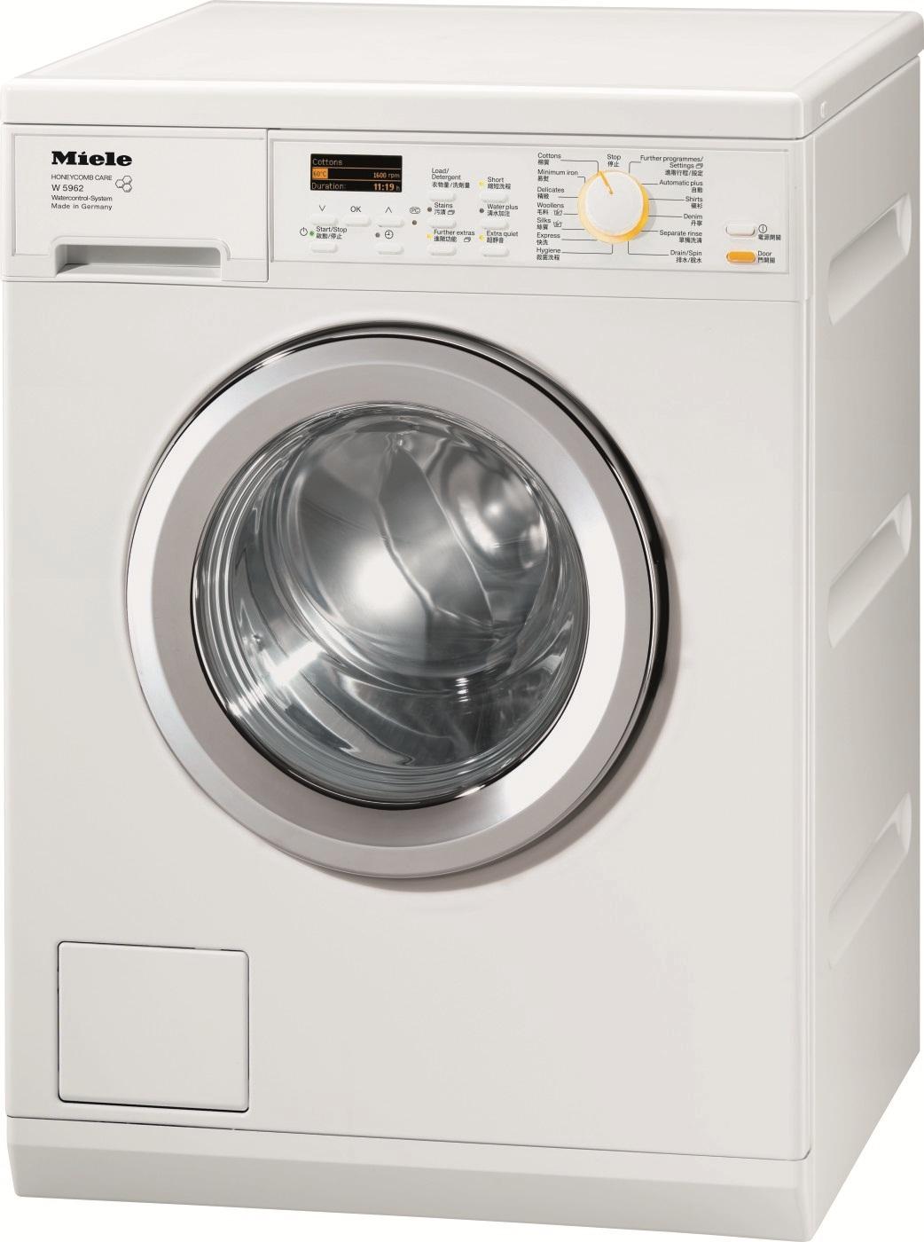 一台敗犬們不容錯過的快速洗衣機