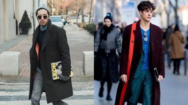 外套百搭最重要!冬天必推 4 款實穿「大衣顏色」推薦