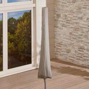 專用尺寸布套避免日曬雨淋,延長使用壽命 耐用的聚酯纖維布套為可抗水的PVC材質 採用拉鍊開口設計,可確保布套牢固覆蓋