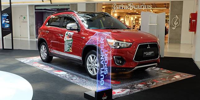 Mitsubishi Outlander Sport (Otosia.com/ Nazar Ray)