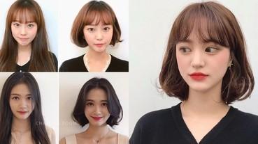 你換頭靠整容她靠剪髮!6位韓妞剪髮前後對比,根本換一張臉啊~