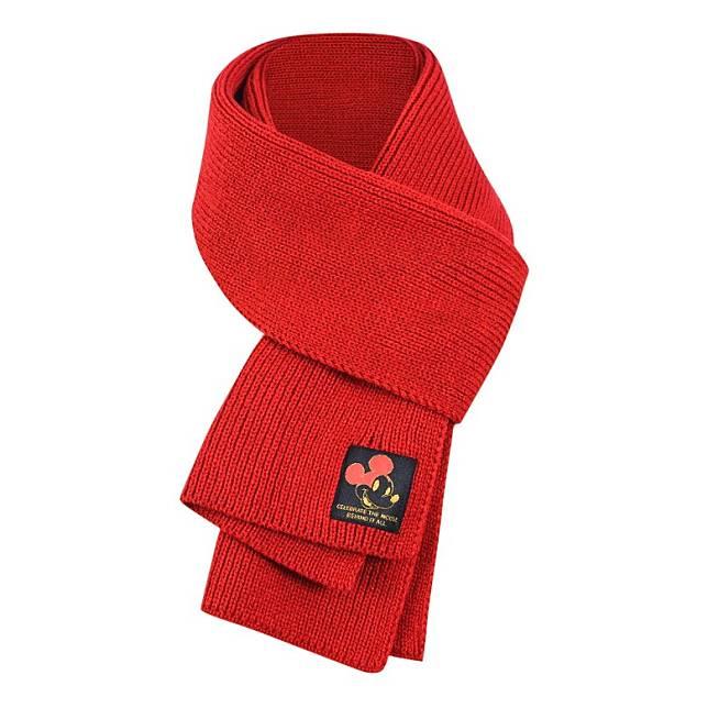 紅色米奇頸巾(互聯網)