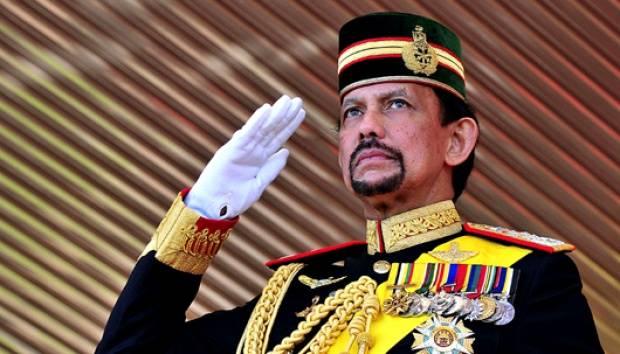 Pendapatan Sultan Brunei Hassanal Bolkiah Rp 1,5 Juta per Detik