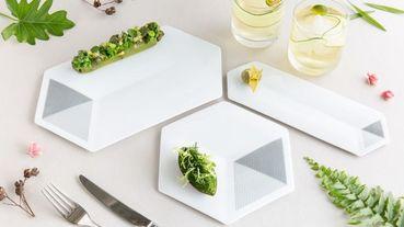 設計迷注意⋯北美館聯名JIA推出餐具!把美術館變餐盤,還推獨家限定下午茶