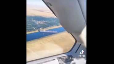 遊戲裡也看得到,長賜號堵塞蘇伊士運河登上微軟《模擬飛行》