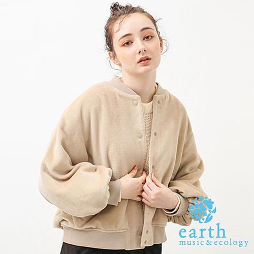 ■Premium Label■ 澎鬆絨毛面料 可愛又有魅力 可搭配長裙或長褲 易於搭配的單品
