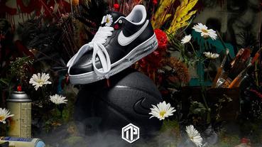 PEACEMINUSONE x Nike Air Force 1「PARA?NOISE」明日起開放抽籤!
