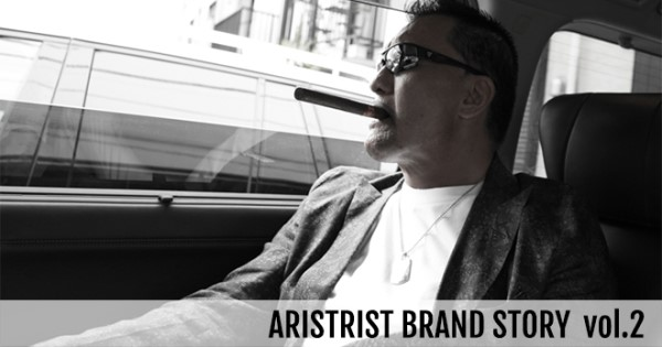 ARISTRIST BRAND STORY vol.2