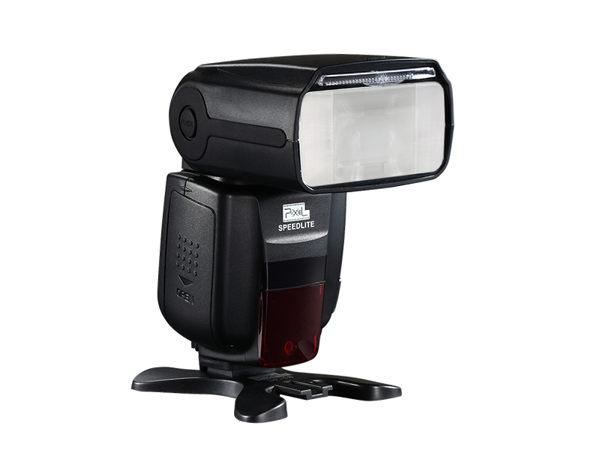 品色X800C Pro 專業無線電wifi 套組,版本CANON iTTL機頂閃光燈+ King Pro TX 2.4G無線電引閃發射器 公司貨