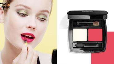 這竟然不是眼影盤?Chanel 首度推出「護唇膏 X 唇粉」~ 2018時尚女孩必備!