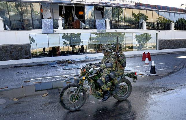 Chinese embassy in Sri Lanka awaits confirmation of four deaths in bombing as search for missing goes on