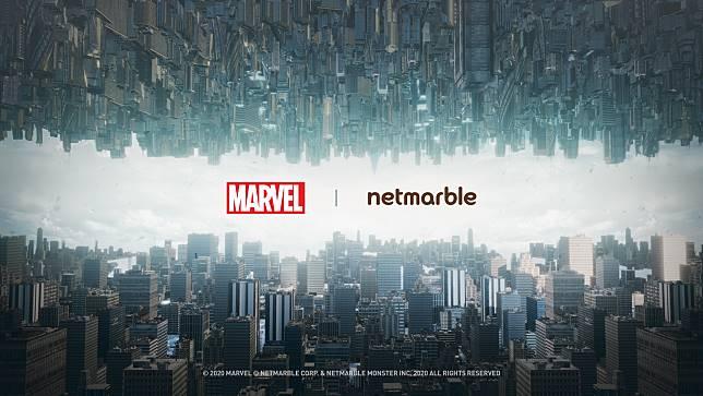 Marvel dan Netmarble Umumkan
