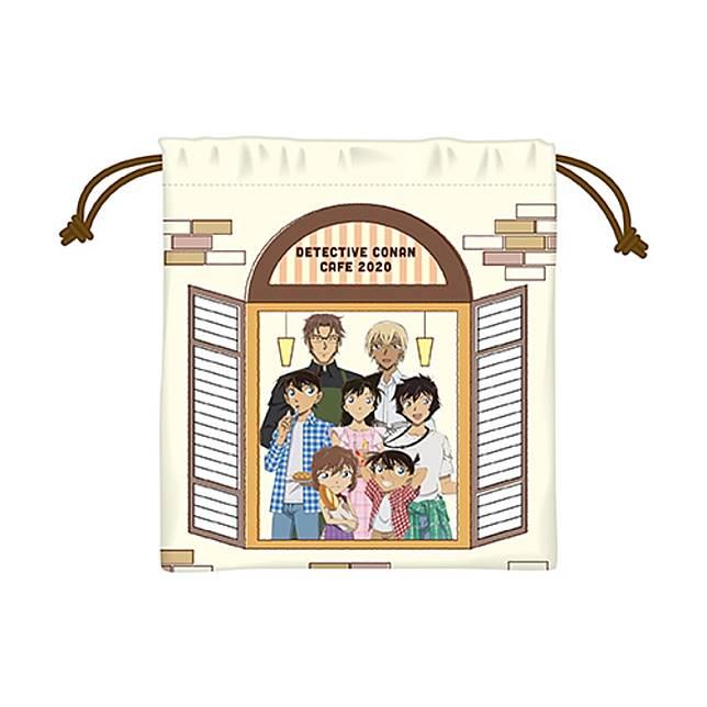 柯南束繩袋。750日圓(約HK$53)(互聯網)
