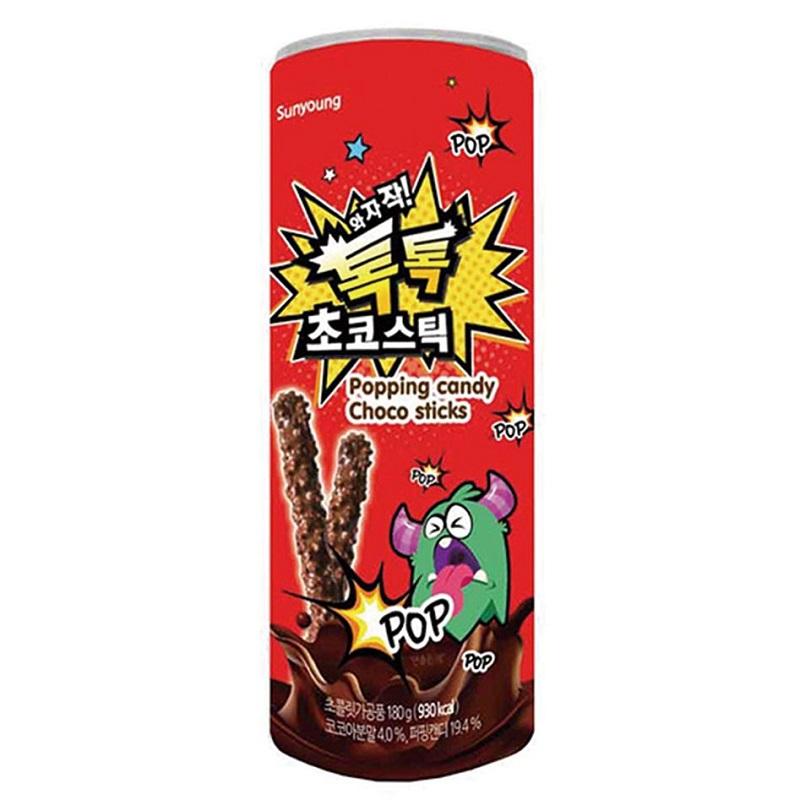三漾跳跳糖巧克力魔法棒