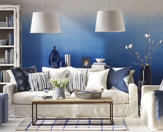 Kombinasi Warna Cat Dinding Dan Keramik nyeni banget ini 7 ide gradasi warna untuk interior rumah