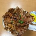 豚丼(華) - 実際訪問したユーザーが直接撮影して投稿した東1条南丼もの元祖 豚丼のぱんちょうの写真のメニュー情報