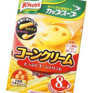 味の素 クノールカップスープコーンクリーム