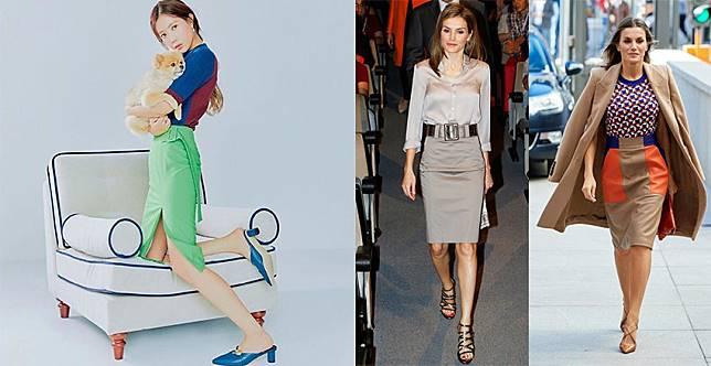 不必隨時提醒自己吸氣~穿出鉛筆裙的女神感,網友好評平價塑身衣