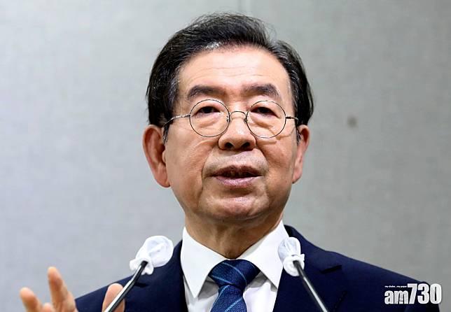 南韓警方發現首爾市長朴元淳遺體