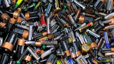 廢乾電池回收限時加碼 3大量販、超商企業祭「0.5公斤11元」回饋