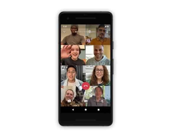 Video Call Whatsapp Bisa 8 Orang Begini Caranya