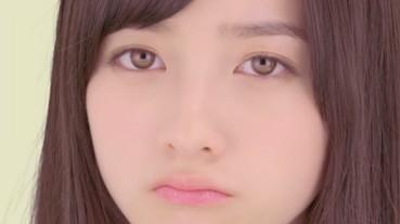 人正就好!「15歲天使」橋本環奈拍新廣告 只要生氣裝萌就夠了!